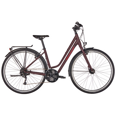 Vélo de Ville DIAMANT ELAN WAVE Rouge 2020